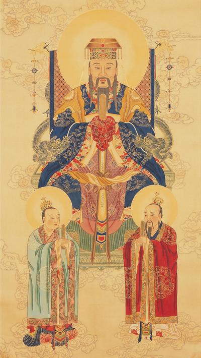 神魄三魄神_上清宫---道法自然